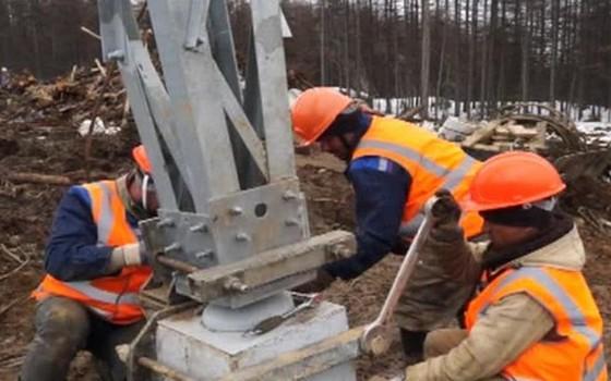 Специалисты филиала южные электрические сети пао магаданэнерго предотвратили отключение электричества в поселках